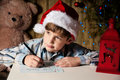 Christmas whish Stock Images
