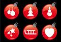 Christmas and Winter Icons #2 Royalty Free Stock Images