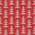 Christmas, winter or New Year knitted background Stock Photos