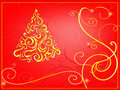 Christmass illustration Royalty Free Stock Photography
