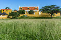 Christoffel National Park and Savonet landhouse  Views around C Royalty Free Stock Photo