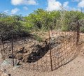 Ancient Copper Mine - Christoffel National Park Curacao Views Royalty Free Stock Photo