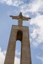 Christus Rei Statue in Lisbon, Portugal