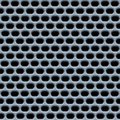 Chrome or steel mesh texture Stock Photos