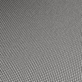 Chrome steel mesh weave as a texture for background Stock Photography