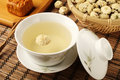 Chrysanthemum tea a cup of Stock Image