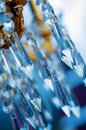 Chrystal chandelier Royalty Free Stock Photo