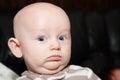 Chubby Baby Royalty Free Stock Photo