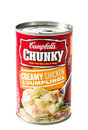 Chunky soup Royalty Free Stock Photo