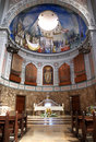 Church Alter in Europe Royalty Free Stock Images