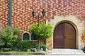 Church Arch Entrance Royalty Free Stock Photo