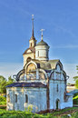 Church of the ascension of christ rostov in russia Royalty Free Stock Photography