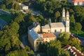 Church of the Ascension (Misionierių bažnyčia) in Vilnius, Lithuania Royalty Free Stock Photo