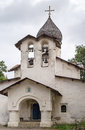 Church of the Ascension, Pskov Royalty Free Stock Photo