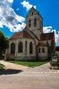 Church Of Auvers Sur Oise, Sou...