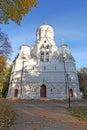 Church of Beheading of St. John the Forerunner. Kolomenskoye Royalty Free Stock Photo