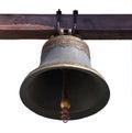 Church bell Royalty Free Stock Photo