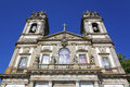 Church of Bom Jesus Do Monte. Braga Royalty Free Stock Photography