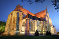 Church of Brou Monastery, France Stock Photos