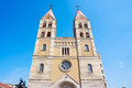 Church building at china qingdao Royalty Free Stock Photography