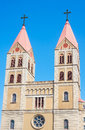 Church building at china qingdao Royalty Free Stock Photo
