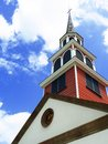 Church Caribbean Creole Architecture Style Royalty Free Stock Image