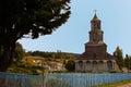 Church Of Chiloe, Nercon.