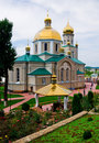 Church in Chortkiv Ukraine Stock Image