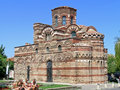 Church of christ pantocrator nesebar the is a medieval eastern orthodox in the eastern bulgarian town medieval Royalty Free Stock Photography