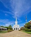 Church of christianity in thailand Stock Photos