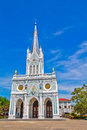 Church of christianity in thailand Royalty Free Stock Photo