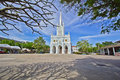 Church of christianity in thailand Stock Image