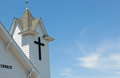Church Cross Royalty Free Stock Images
