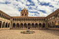 Church in Cusco, Peru Royalty Free Stock Photo