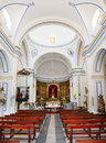 Church De La Purisima Conception Royalty Free Stock Photos