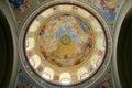 Church dome Royalty Free Stock Photo