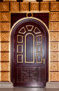 Church Doors Royalty Free Stock Photography
