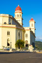 The church of El Cobre in Santiago de Cuba Royalty Free Stock Image