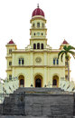 The church of El Cobre in Santiago de Cuba Stock Photography