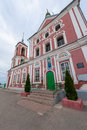 Church of the forty martyrs in pereslavl zalessky russia Stock Images