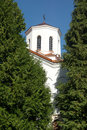 Church fragment from orthodox christian Royalty Free Stock Image