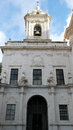 Church of graca lisbon portugal detail the Royalty Free Stock Photo