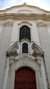 Church of graca lisbon portugal detail the Royalty Free Stock Images