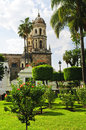 Church in Guadalajara, Mexico Stock Photography