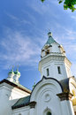 Church in Hakodate,Hokkaido,Japan. Stock Photos