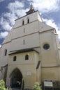 The Church from the Hill, Sighisoara, Transylvania Royalty Free Stock Photo