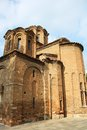 Church holy apostles agioi apostoloi thessaloniki greece Royalty Free Stock Photography
