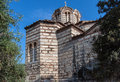 Church of the Holy Apostles Athens Royalty Free Stock Photography