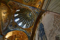 Church of the Holy Saviour in Chora Stock Photography