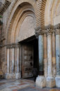 Church of Holy Sepulcher Royalty Free Stock Photo